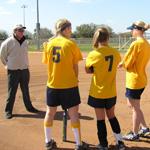 Softball Sports Psychology