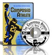 The Composed Athlete CD