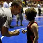 Sports Psychology wrestling